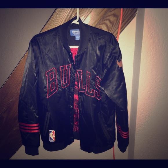 1b0b90c9 Mens Adidas Chicago Bull Varsity Jacket. Size US M